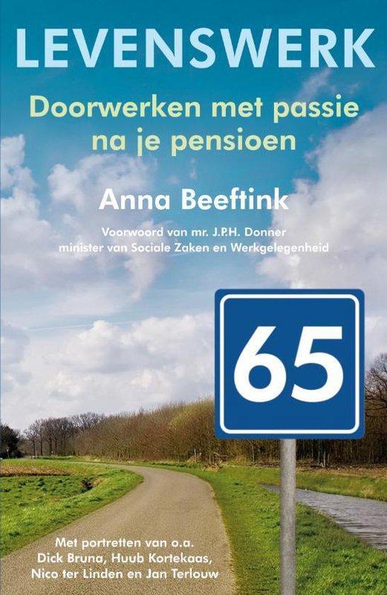 Levenswerk - Anna Beeftink |