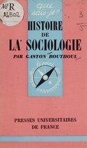 Histoire de la sociologie