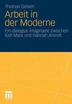 Arbeit Und Subjektwerdung in Der Moderne