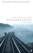 Boek cover Housekeeping van Marilynne Robinson