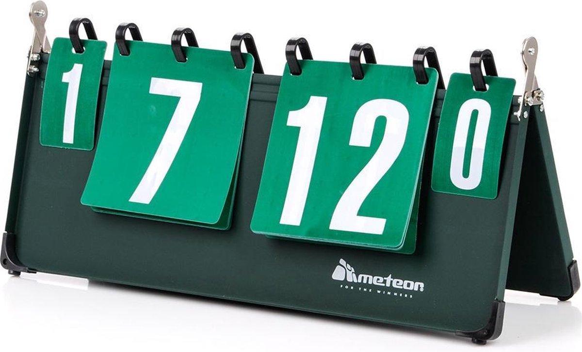 Scorebord voor tafeltennis en volleybal / 1-30 punten / 1-7 sets