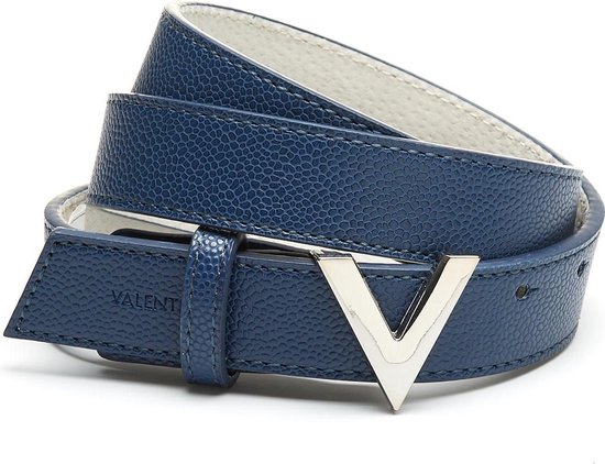 Valentino Bags Divina Blauw Dames Riem VCS1R456GBXCW4BLU-S