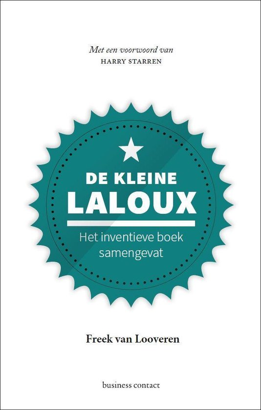 De kleine Laloux - Freek van Looveren |