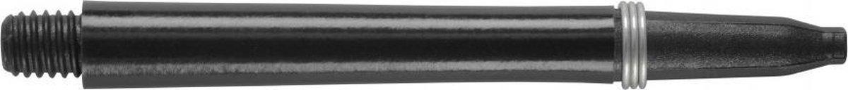 Harrows darts Nylon spring shaft zwart medium 3 stuks