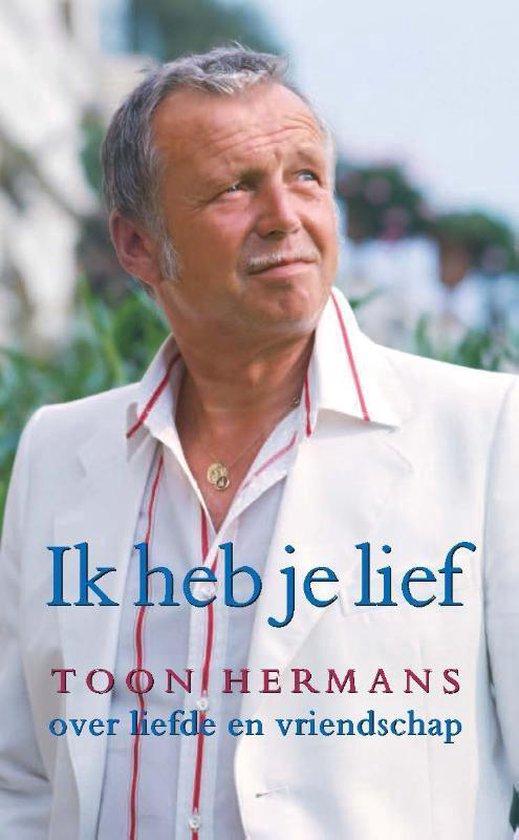Verwonderlijk bol.com | Ik heb je lief, Toon Hermans | 9789026122576 | Boeken HT-86
