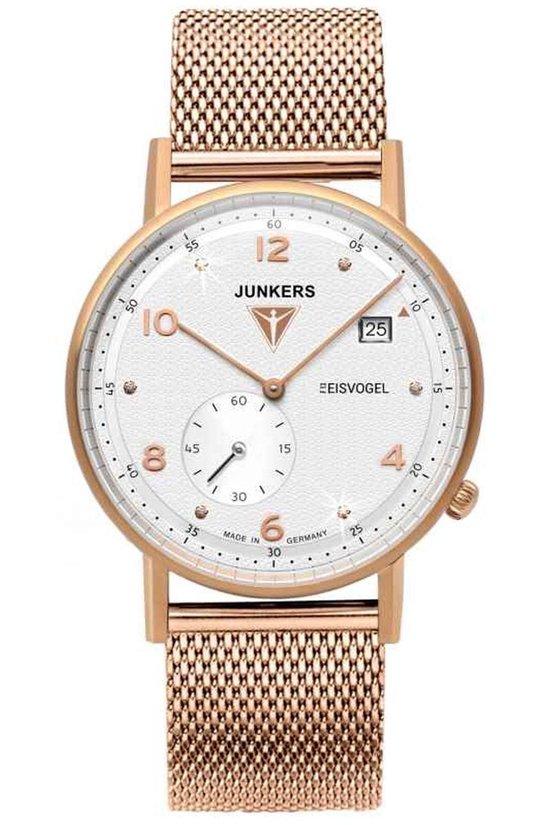 Junkers eisvogel f13 6733M-5 Vrouwen Quartz horloge