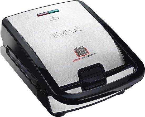 Tefal Snack Collection SW853D12 - Tosti- en wafelijzer