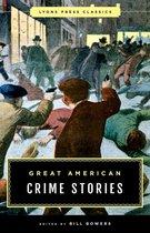 Omslag Great American Crime Stories