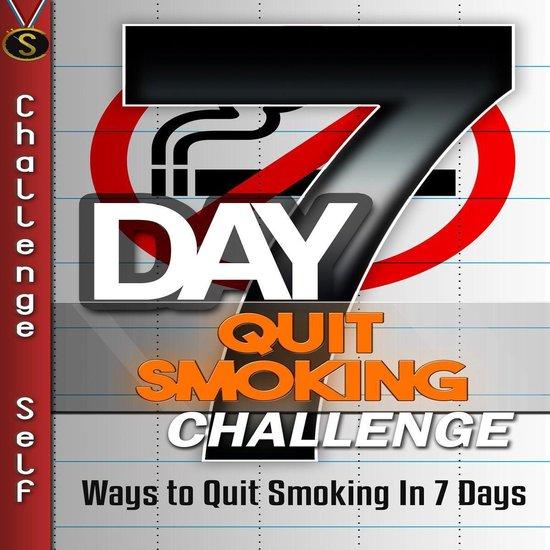 Afbeelding van 7-Day Quit Smoking Challenge
