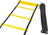Loopladder Speedladder - Fitness/Voetbal Oefeningen Agility Ladder - Trainingsladder 6 Meter