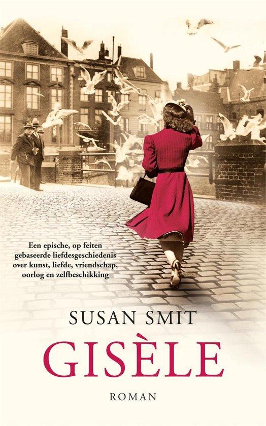 Boek cover Gisele van Susan Smit (Onbekend)