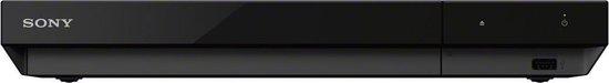 Sony UBP-X500 - Blu-Ray-speler - 4K Ultra HD