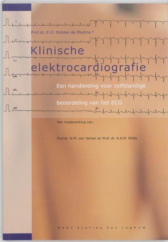 Klinische elektrocardiografie - N M Hemel | Fthsonline.com