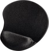 Hama- Ergonomische  Muismat - Zwart