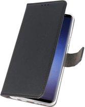 Bestcases Pasjeshouder Telefoonhoesje Samsung Galaxy S9 Plus - Zwart