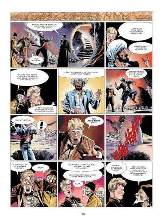 Docteur mystere hc01. integrale editie - Lucio Filippucci |