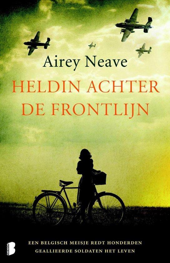 Heldin achter de frontlijn - Airey Neave |