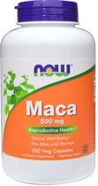 Maca 500 mg  - 250 Veggie Caps - Now Foods