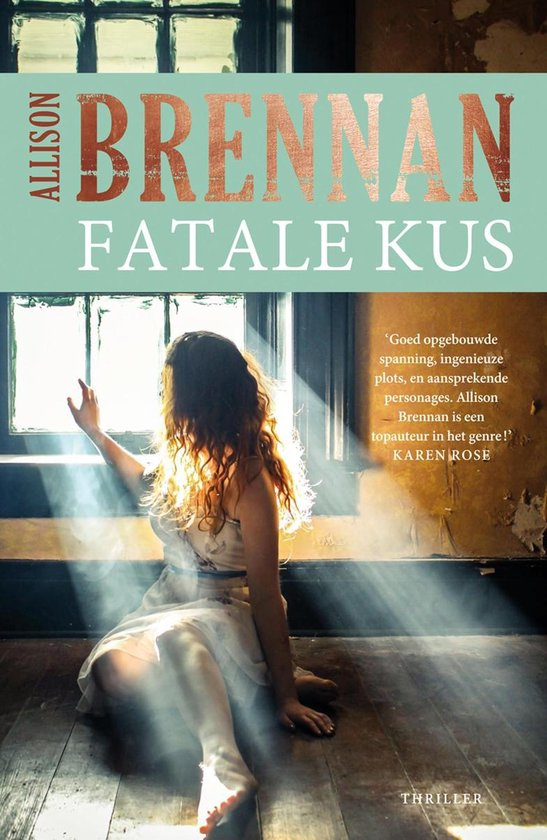 Fatale kus - Allison Brennan |