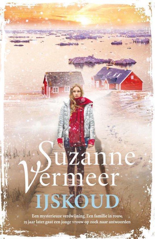 Boek cover IJskoud van Suzanne Vermeer