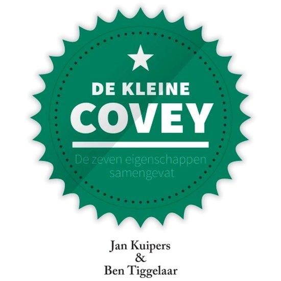 Boek cover De kleine Covey van Jan Kuipers (Onbekend)