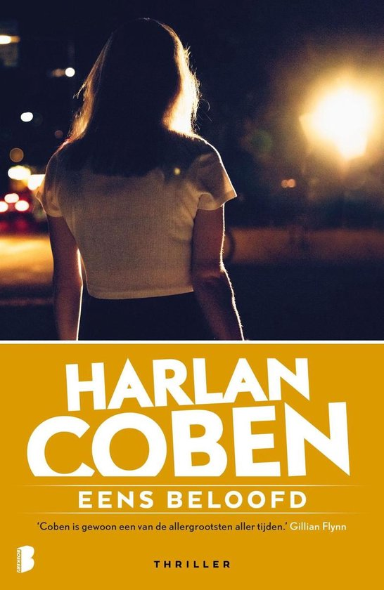 Eens beloofd - Harlan Coben pdf epub