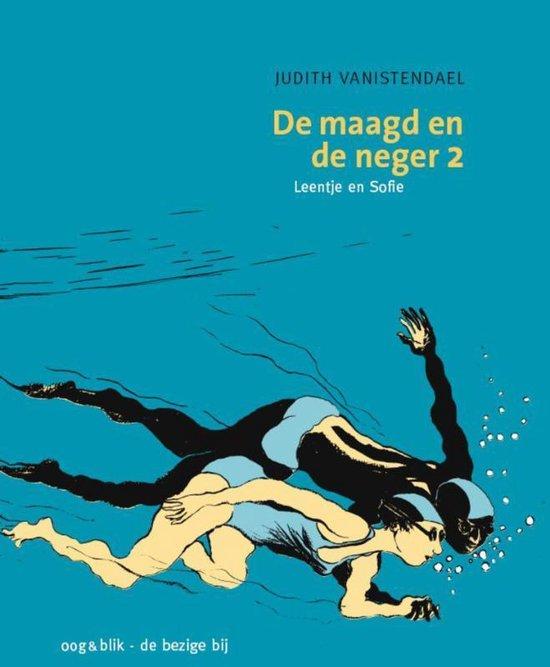 Cover van het boek 'De Maagd en de Neger / 2' van  Vanistendael en . Vanistendael