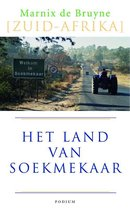 Boek cover Het land van Soekmekaar van Marnix de Bruyne