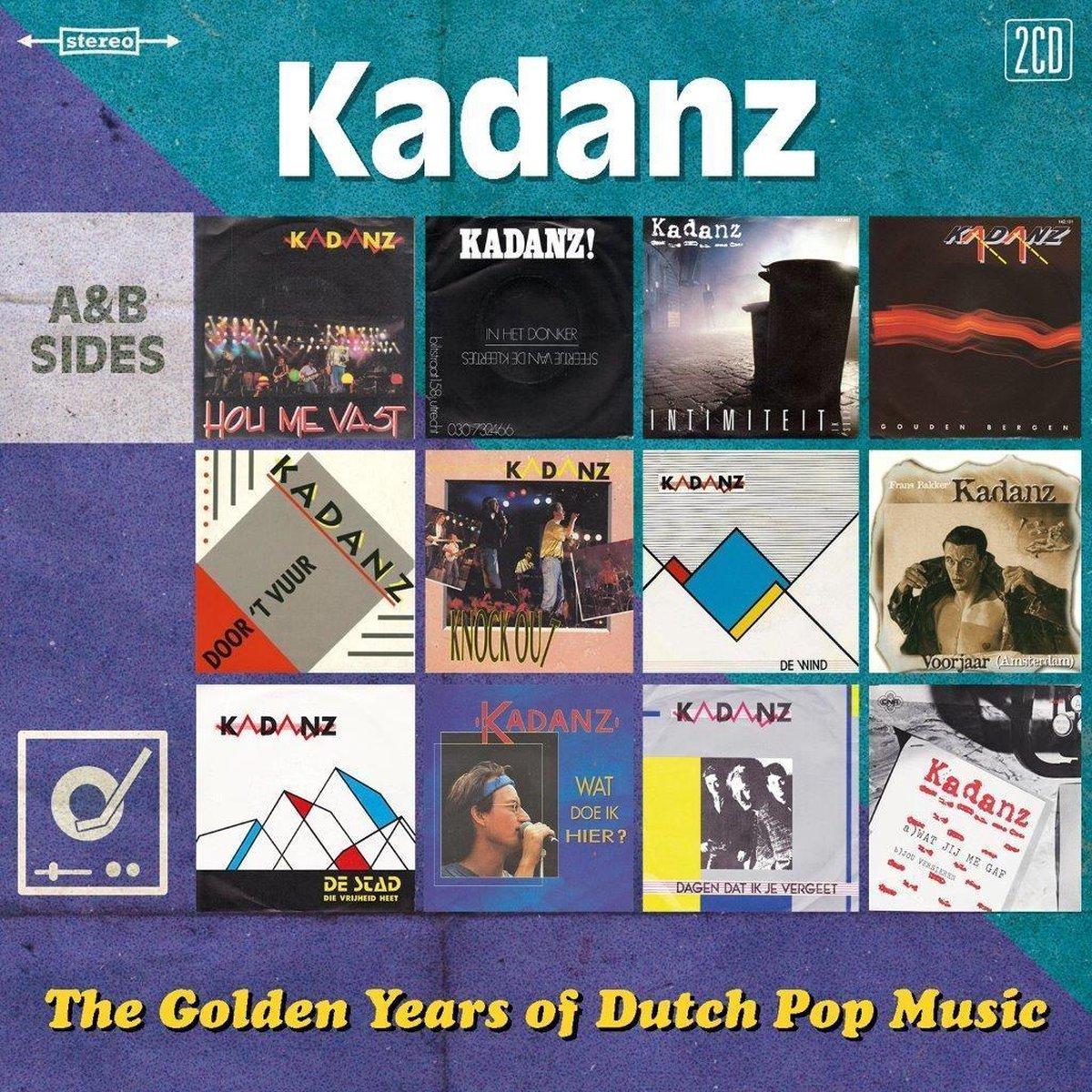 Golden Years Of Dutch Pop Music - Kadanz
