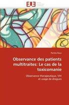 Observance Des Patients Multitraites