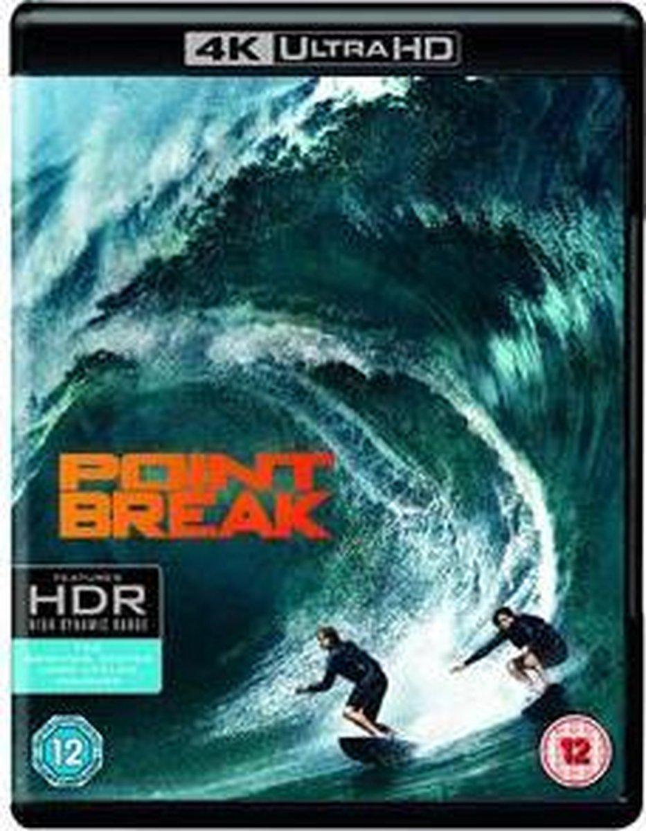 Point Break (4K Ultra HD Blu-ray) (Import)-
