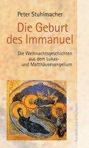 Die Geburt des Immanuel