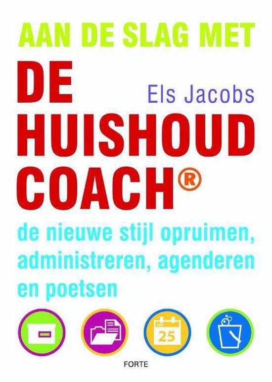 Aan de slag met de HuishoudCoach - Els Jacobs   Readingchampions.org.uk