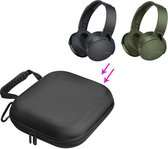 Travel Case Cover Voor Sony Over-ear / On-Ear