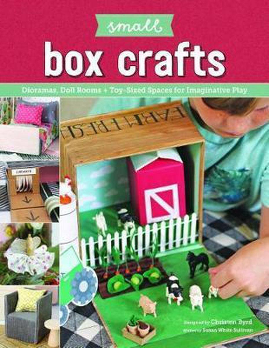 Small Box Crafts - Christen Byrd
