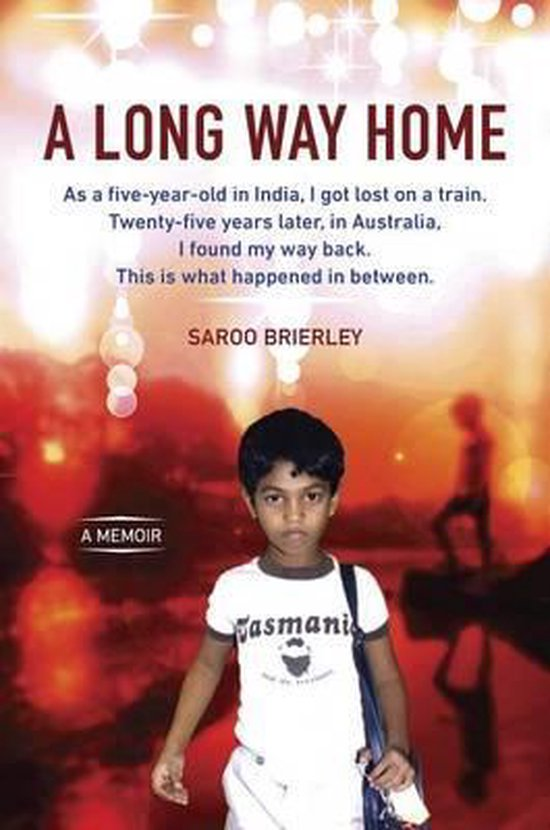 Boek cover A Long Way Home van Saroo Brierley (Hardcover)