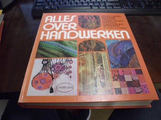 Alles over handwerken - Eva Behrens |