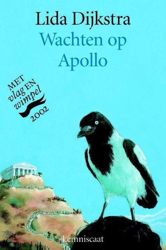 Boek cover Wachten op Apollo van Lida Dykstra (Hardcover)