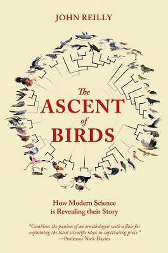 Boek cover The Ascent of Birds van John Reilly (Paperback)