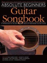 Absolute Beginners: Guitar Songbook