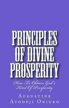 Principles of Divine Propserity
