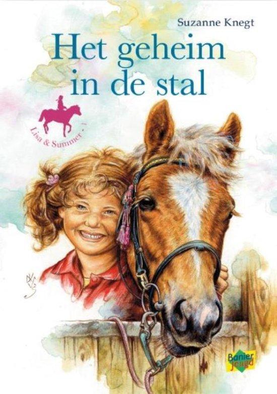 Het geheim in de stal - Suzanne Knegt |