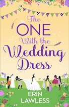 Boek cover The One with the Wedding Dress (Bridesmaids, Book 2) van Erin Lawless