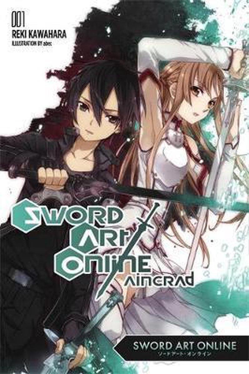 Sword Art Online 1 - Reki Kawahara