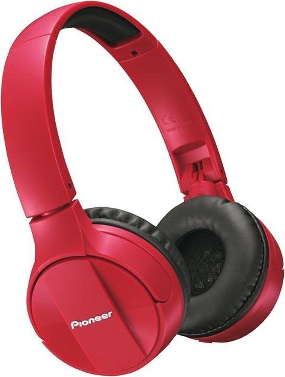 Pioneer SE MJ503 R Rood Pioneer Pioneer Koptelefoons