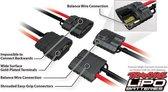 TRX2970 Charger, EZ-Peak Plus, 4 amp, LiPo/NiMH with iD Auto Bat EU