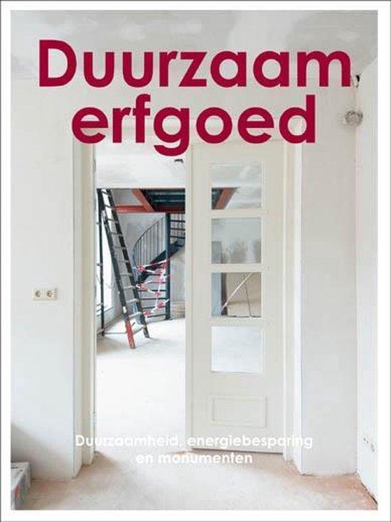 Duurzaam Erfgoed - Rijksdienst Voor Cultureel Erfgoed |