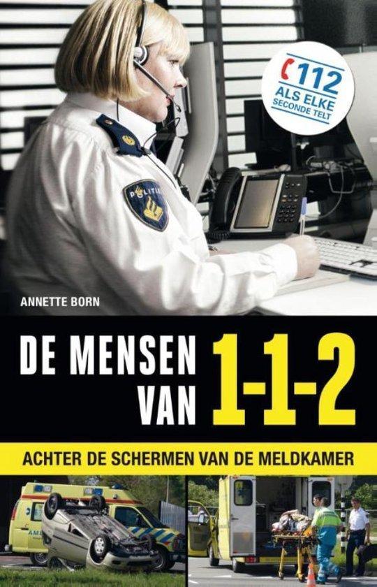 De mensen van 112 - Annette Born  
