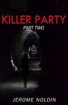 Omslag Killer Party (Part Two)