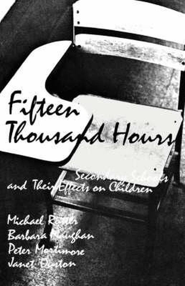 Fifteen Thousand Hours